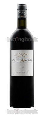 Red wine, Cheval des Andes 2013