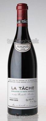 Red wine, La Tâche 2009