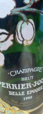 Sparkling wine, Belle Epoque 1995