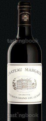 Red wine, Château Margaux 2019