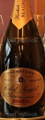 Sparkling wine, Carte d'Or Tradition NV (10's)