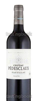 Red wine, Château Pedesclaux 2011