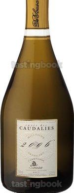 Sparkling wine, Cuvée des Caudalies Millésime 2006