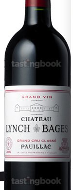 Red wine, Chateau Lynch-Bages 2011