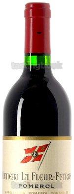 Red wine, Château La Fleur-Pétrus 1961