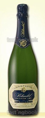 Sparkling wine, Blanc de Blancs NV (10's)