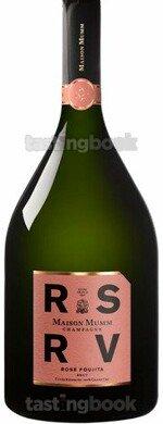 Sparkling wine, RSRV Rose Foujita NV (10's)