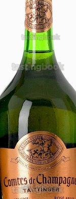 Sparkling wine, Comtes de Champagne Rosé 1985