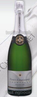 Sparkling wine, Réserve Extra Brut Grand Cru NV (10's)