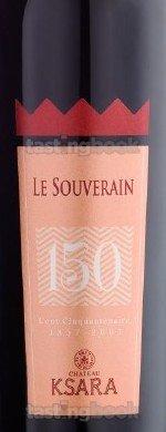 Red wine, Le Souverain 2010