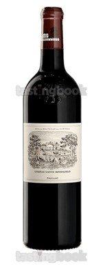 Red wine, Lafite-Rothschild 2018