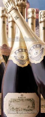 Sparkling wine, Krug Clos du Mesnil 1989