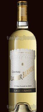 White wine, Château La Tour Blance 2017