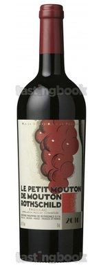 Red wine, Le Petit Mouton 2010