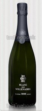 Sparkling wine, Blanc des Millénaires 1995