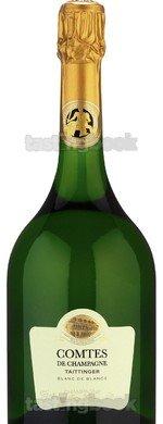 Sparkling wine, Comtes de Champagne 2008