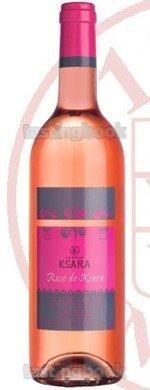 Rosé wine, Rosé de Ksara  2013