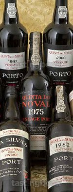 Fortified wine, Vintage Port 1975