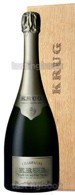 Sparkling wine, Krug Clos du Mesnil 2002