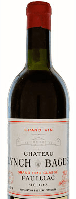Red wine, Chateau Lynch-Bages 1959