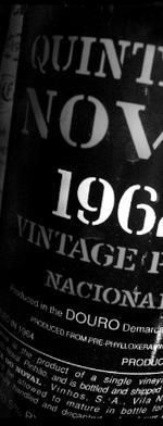 Red wine, Nacional Vintage Port 1962