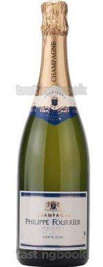 Sparkling wine, Carte d'Or Blanc de Noirs NV (10's)