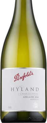 White wine, Thomas Hyland Adelaide Hills Chardonnay 2010