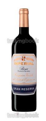 Red wine, Imperial Gran Reserva 2010