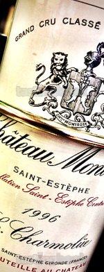 Red wine, Montrose 1996