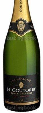 Sparkling wine, Cuvée Prestige Brut NV (10's)