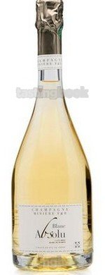 Sparkling wine, Absolu Blanc de Blancs NV (10's)