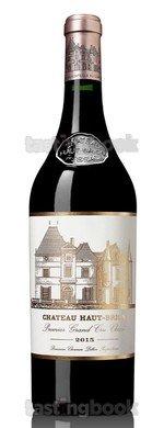 Red wine, Château Haut-Brion 2015