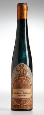 White wine, Apostelwein 1727