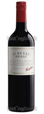 Red wine, St Henri Shiraz 2014