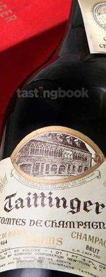 Sparkling wine, Comtes de Champagne 1964