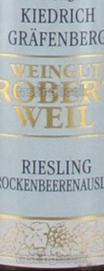 White wine, Kiedricher Gräfenberg Riesling TBA 2011