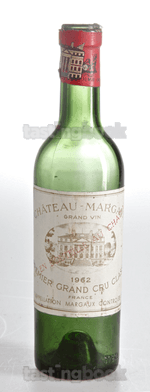 Red wine, Château Margaux 1962