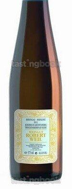 Sweet wine, Kiedrich Gräfenberg Riesling  Trockenbeerenauslese 2018