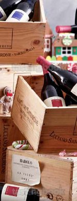 Red wine, Barolo Le Vigne 2007