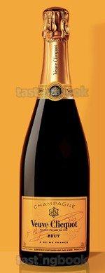 Sparkling wine, Veuve Clicquot Brut NV (10's)
