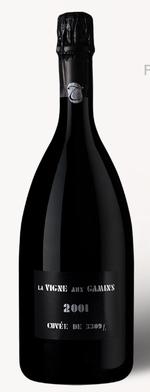 Sparkling wine, La Vigne Aux Gamins 2002