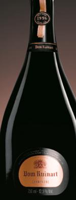 Sparkling wine, Dom Ruinart Rosé 1996