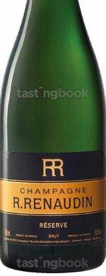 Sparkling wine, R.Renaudin Brut Réserve NV (10's)