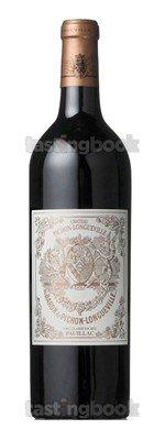 Red wine, Château Pichon-Longueville Baron 2014