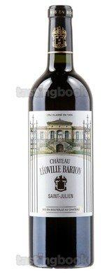 Red wine, Chateau Leoville-Barton 2010