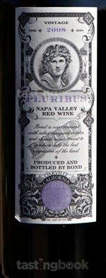Red wine, Pluribus 2008