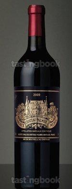 Red wine, Château Palmer 2009