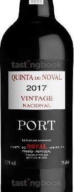 Fortified wine, Nacional Vintage Port 2017
