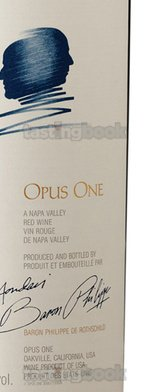 Red wine, Opus One 2010