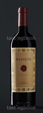 Red wine, Masseto 2014